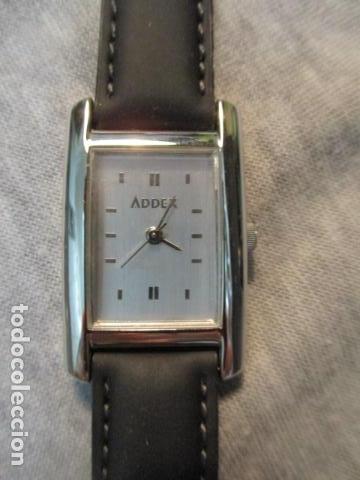 BONITO RELOJ MARCA ADDEX ( VER DETALLES ) (Relojes - Relojes Automáticos)