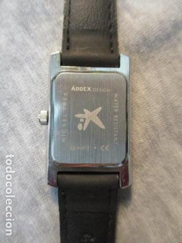 Relojes automáticos: BONITO RELOJ MARCA ADDEX ( VER DETALLES ) - Foto 3 - 73588511