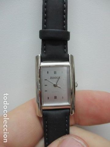 Relojes automáticos: BONITO RELOJ MARCA ADDEX ( VER DETALLES ) - Foto 5 - 73588511