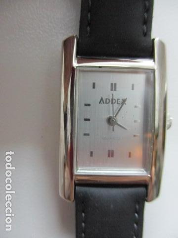 Relojes automáticos: BONITO RELOJ MARCA ADDEX ( VER DETALLES ) - Foto 6 - 73588511