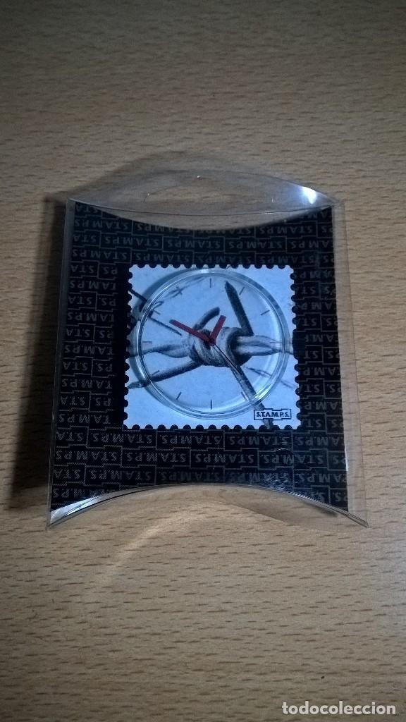 RELOJES STAMPS - ESFERA PARA COMBINAR CON CORREA O COLGANTE STAMPS - VER DESCRIPCIÓN - ZZJMZZ (Relojes - Relojes Automáticos)