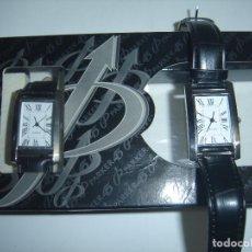 Relojes automáticos: LOTE DE 2 RELOJES DE CUARZO COMERCIALIZADOS POR PARKER.. Lote 91996149
