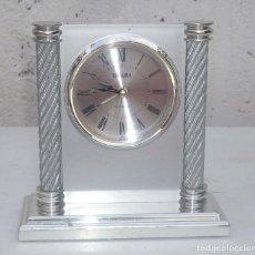 Relojes automáticos: RELOJ SOBREMESA HUABA.. Lote 74213459