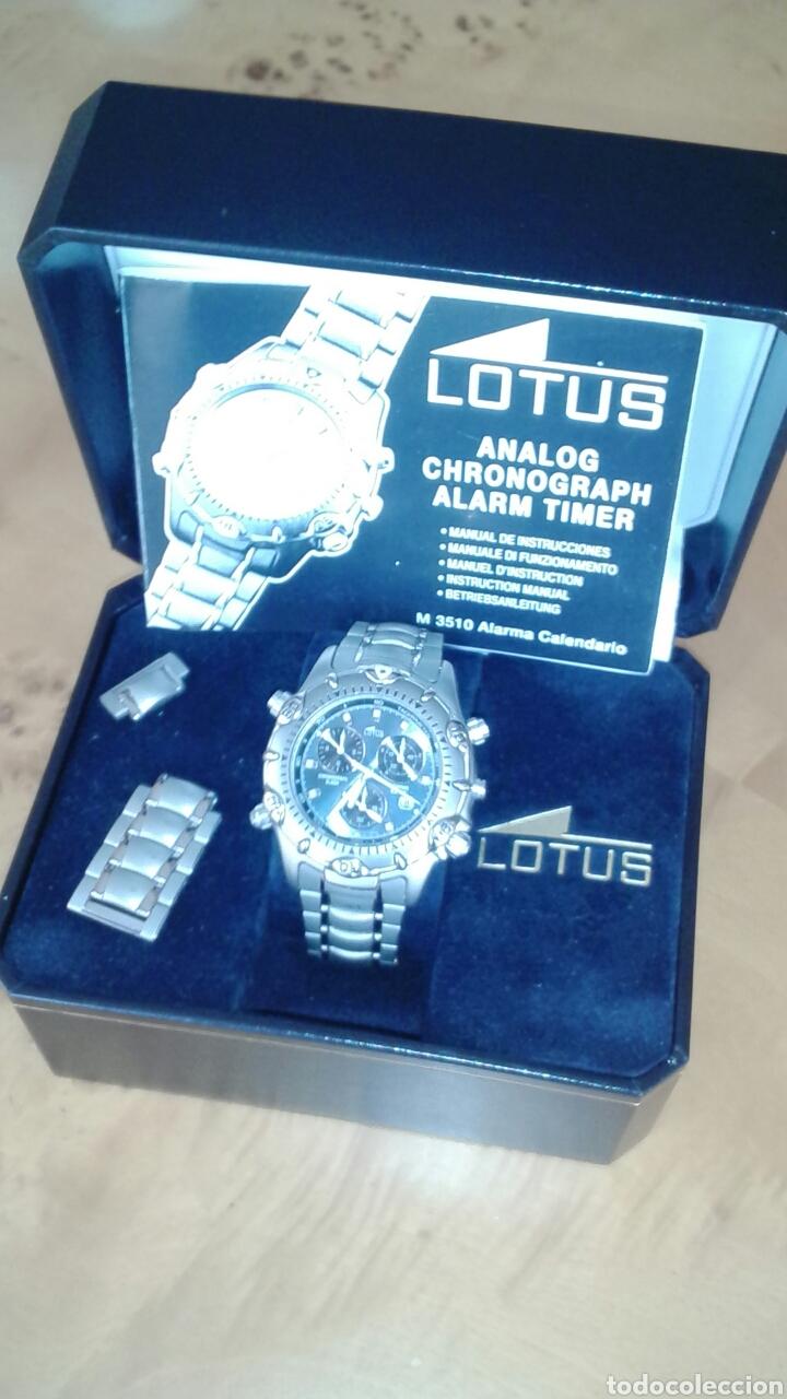 Directa 74541493 Reloj en lotus Vendido Venta titanium qMpGUzVjSL