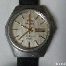 Relojes automáticos: PRECIOSO RELOJ ORIENT CRISTAL 21 JEWELS. AUTOMATICO,. Lote 75935839