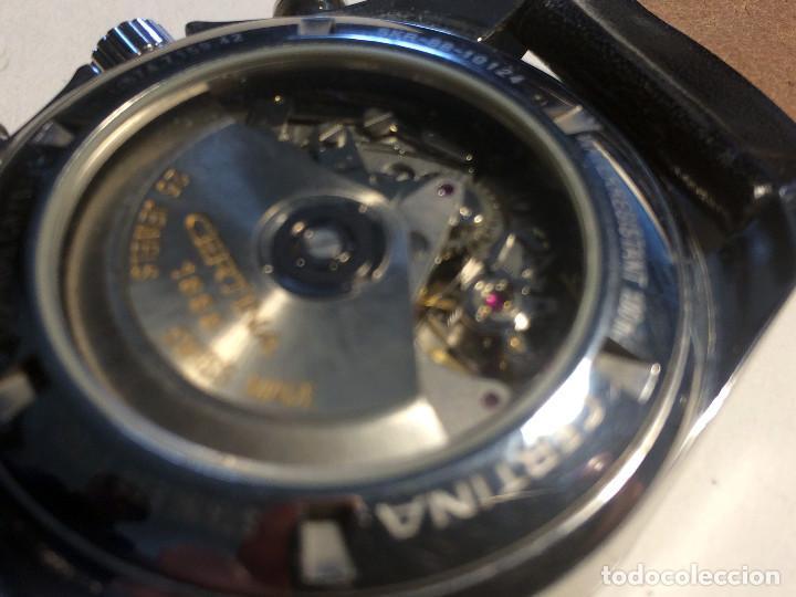 Relojes automáticos: Certina DS Pilot Automatic Chronograph - Reloj De Piloto Cronometro Automatico en Perfecto estado - Foto 3 - 75982531
