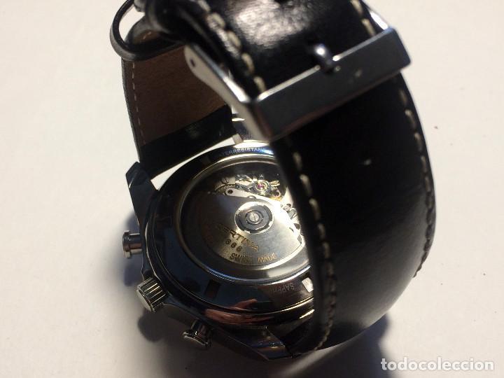 Relojes automáticos: Certina DS Pilot Automatic Chronograph - Reloj De Piloto Cronometro Automatico en Perfecto estado - Foto 4 - 75982531