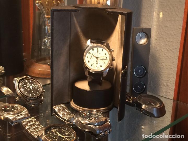Relojes automáticos: Certina DS Pilot Automatic Chronograph - Reloj De Piloto Cronometro Automatico en Perfecto estado - Foto 6 - 75982531
