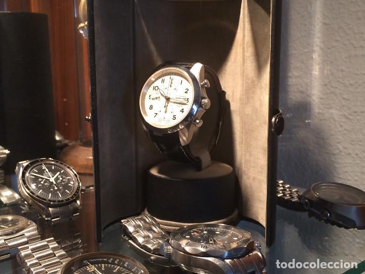 Relojes automáticos: Certina DS Pilot Automatic Chronograph - Reloj De Piloto Cronometro Automatico en Perfecto estado - Foto 7 - 75982531