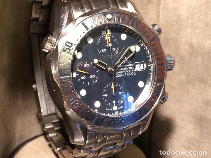 Relojes automáticos: Omega Seamaster 300 M Professional Chronograph Automatic - Foto 6 - 76007743