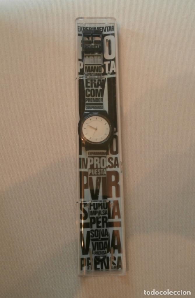 Relojes automáticos: Reloj OSCAR MARINE para el diario El Pais. - Foto 3 - 76076163