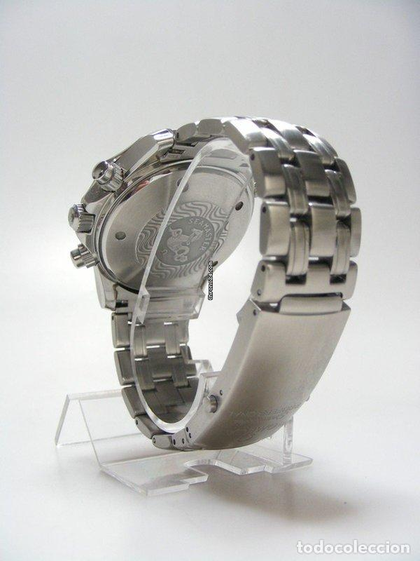 Relojes automáticos: Omega Seamaster Chronograph 300m Professional - Foto 9 - 76007743