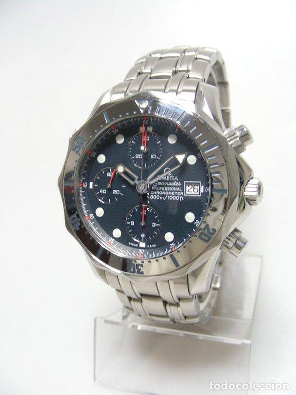 Relojes automáticos: Omega Seamaster Chronograph 300m Professional - Foto 10 - 76007743