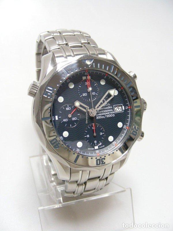 Relojes automáticos: Omega Seamaster Chronograph 300m Professional - Foto 11 - 76007743