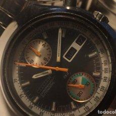 Relojes automáticos: CITIZEN CHRONOGRAPH AUTOMATIC 23 J CALIBRE 8110 - CITIZEN CRONO AUTOMATICO VINTAGE. Lote 76685483