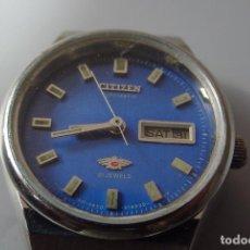 Relojes automáticos: RELOJ CITIZEN CLASICO AUTOMATICO SEÑORA. Lote 76694275