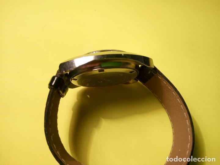 Relojes automáticos: ANTIGUO SEIKO. AÑOS 70. AUTOMATICO - FUNCIONANDO. 41 MM. 19 RUBIS. Nº 380165 DESCRIPCION Y FOTOS - Foto 6 - 84720527
