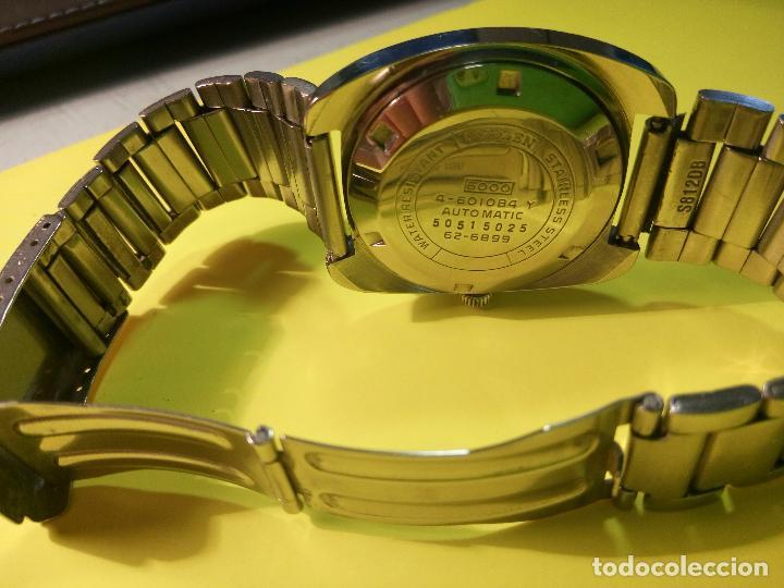 Relojes automáticos: ANTIGUO CITIZEN. AÑOS 70. AUTOMATICO. FUNCIONANDO. 21 R. 37 MM. DESCRIPCION Y FOTOS. - Foto 5 - 77579341