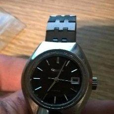 Relojes automáticos: RELOJ CITIZEN NUEVO. FALTA CRISTAL. EN FUNCIONAMIENTO. CALENDARIO. Lote 78279765