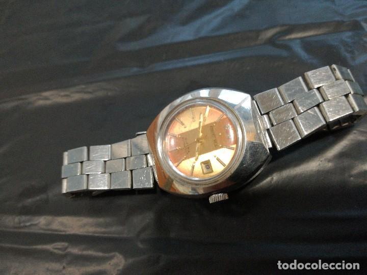 Relojes automáticos: PRECIOSO ORIENT SEÑORA AUTOMATICO, 21RUBIS, ESFERA 3 TONOS. - Foto 4 - 78298941