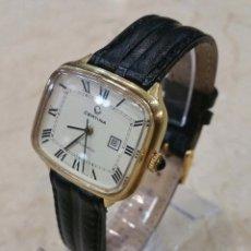 Relojes automáticos: RELOJ AUTOMATICO CERTINA BAÑO DE ORO. Lote 78690989