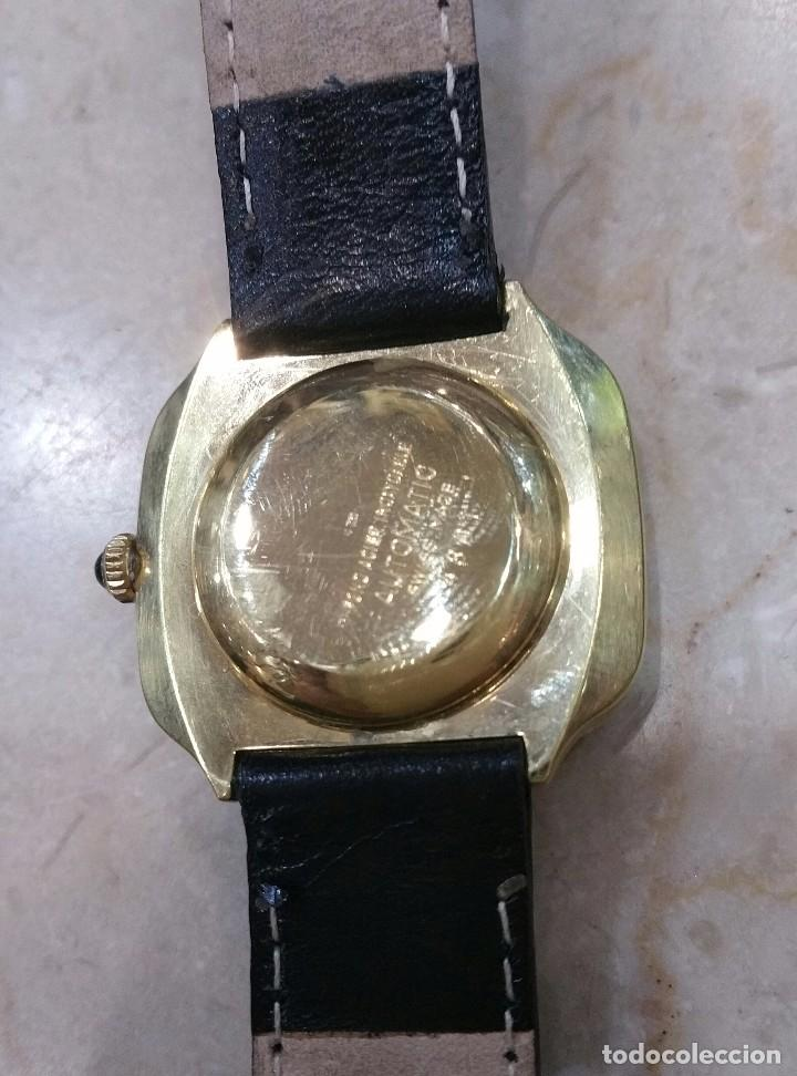 Relojes automáticos: Reloj automatico Certina baño de oro - Foto 3 - 78690989