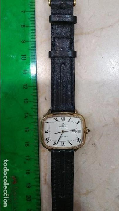 Relojes automáticos: Reloj automatico Certina baño de oro - Foto 5 - 78690989