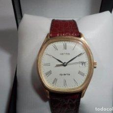 Relojes automáticos: RELOJ HERMA CUARZO DE CABALLERO (NOS = NEW OLD STOCK) . Lote 79686957