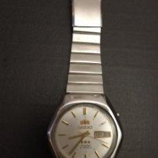 Relojes automáticos: RELOJ ORIENT CRISTAL 21 JEWELS. . Lote 79729937