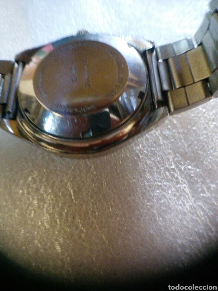 Relojes automáticos: Reloj automatic Thermidor date-day 17 jewels swiss made - Foto 5 - 79814637