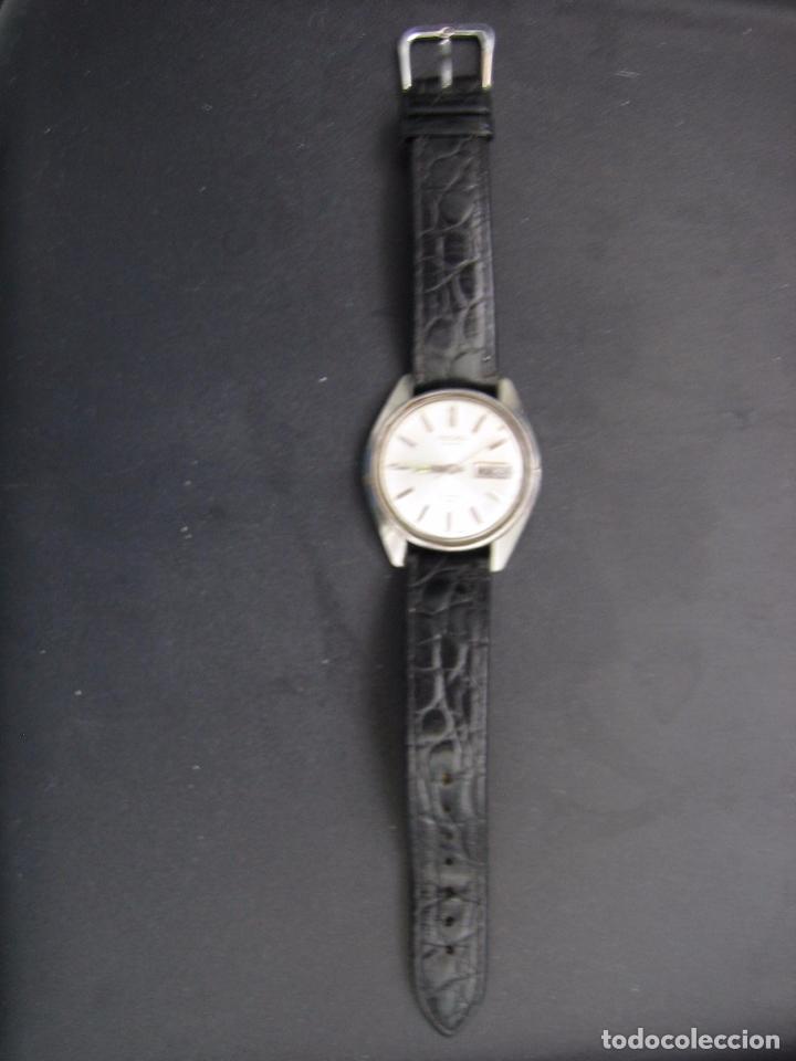 Relojes automáticos: Reloj Seiko automático. Funciona - Foto 2 - 79875233