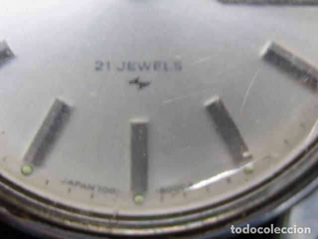 Relojes automáticos: Reloj Seiko automático. Funciona - Foto 4 - 79875233