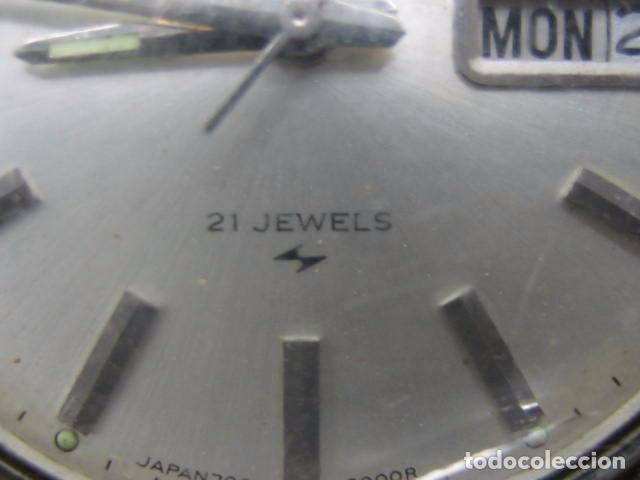 Relojes automáticos: Reloj Seiko automático. Funciona - Foto 5 - 79875233