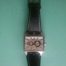 Relojes automáticos: RELOJ EMPORIO ARMANI CRONÓMETRO ACERO INOXIDABLE N°56613.. Lote 80170618