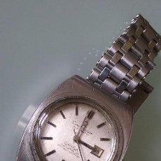 Relojes automáticos: RELOJ OMEGA MUJER CONSTELLATION ACERO AUTOMATIC CHRONOMETER AÑOS 60 FUNCIONA PERFECTAMENTE.. Lote 81097104