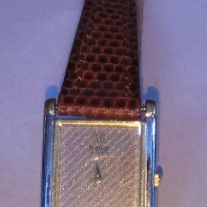 Relojes automáticos: RELOJ PULSERA SEIKO QUARZ DE SEÑORA. Lote 81825648