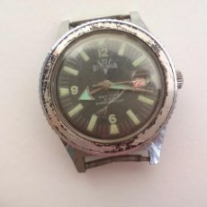 Relojes automáticos: RELOJ DE PULSERA. BITUNIA 23. NAVY TIME 200 SHCKPROOF. NO FUNCIONA. . Lote 83469776