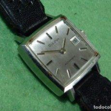 Relojes automáticos: DIFICIL RELOJ BULOVA AUTOMATICO ACERO 1967 VINTAGE 17 RUBIS RARO COLECCION. Lote 83584872