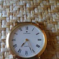Relojes automáticos: RELOJ CABALLERO JUNGHANS QUARZ. Lote 121897344
