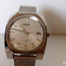 Relojes automáticos: RELOJ SEIKO AUTOMATICO 17 JEWELS SEMINUEVO MODELO 7005-8160 JAPAN REVISADO. Lote 83663952