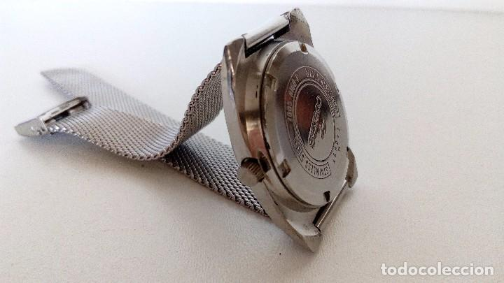 Relojes automáticos: RELOJ SEIKO AUTOMATICO 17 JEWELS SEMINUEVO MODELO 7005-8160 JAPAN REVISADO - Foto 2 - 83663952