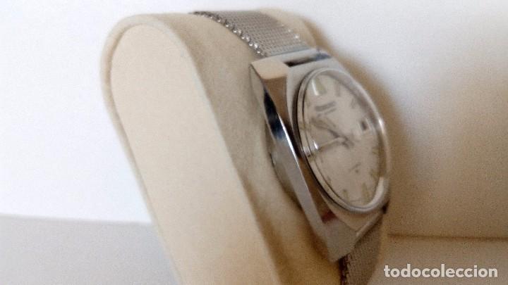 Relojes automáticos: RELOJ SEIKO AUTOMATICO 17 JEWELS SEMINUEVO MODELO 7005-8160 JAPAN REVISADO - Foto 5 - 83663952