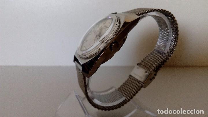 Relojes automáticos: RELOJ SEIKO AUTOMATICO 17 JEWELS SEMINUEVO MODELO 7005-8160 JAPAN REVISADO - Foto 7 - 83663952