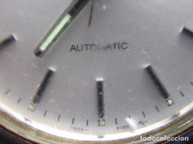 Relojes automáticos: Reloj automático Seiko. Funciona - Foto 3 - 84034360