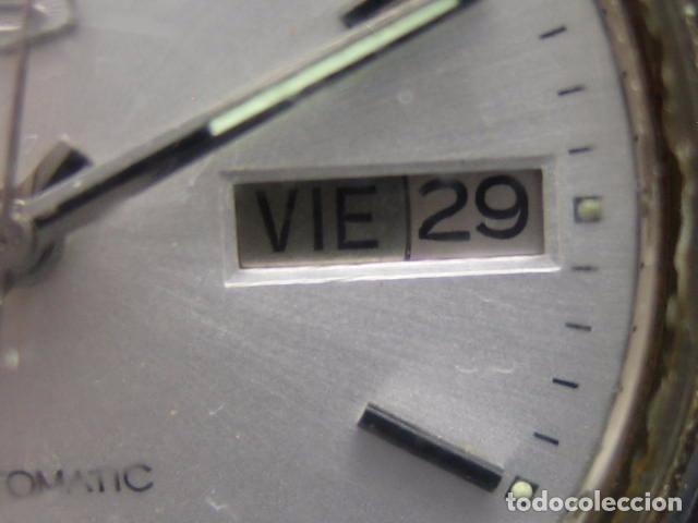 Relojes automáticos: Reloj automático Seiko. Funciona - Foto 4 - 84034360