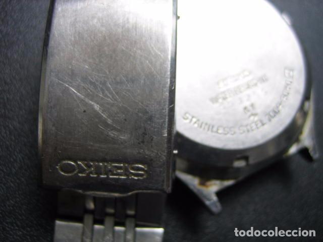 Relojes automáticos: Reloj automático Seiko. Funciona - Foto 5 - 84034360