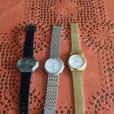 Relojes automáticos: LOTE DE RELOJES DE DIFERENTES MARCAS. Lote 84237482