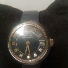 Relojes automáticos: RELOJ BULOVA ACCUTRON DE SEÑORA. Lote 84350078