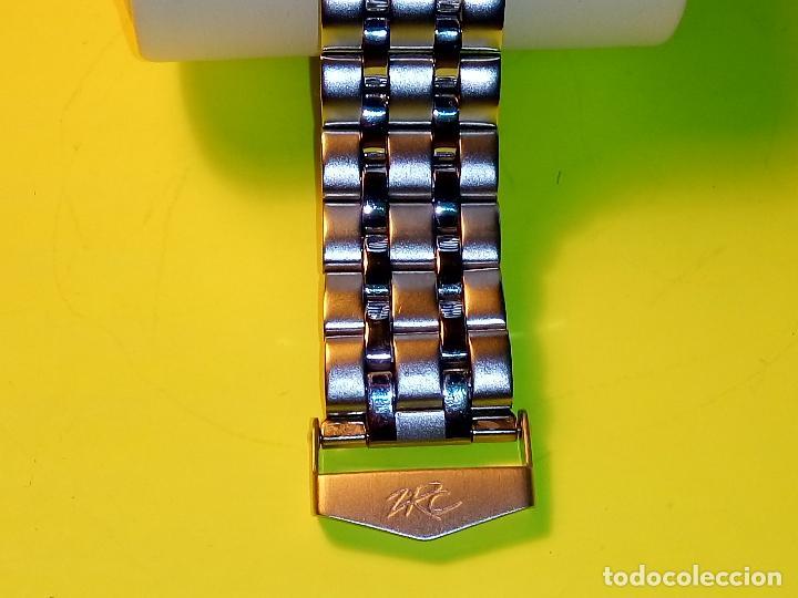 Relojes automáticos: ANTIGUO ORIENT DE LOS 70. 21 R. AUTOMATICO. 39 MM. FUNC. ((( CRISTAL Y PULSERA NUEVOS))). DESCRIP. - Foto 4 - 85986596