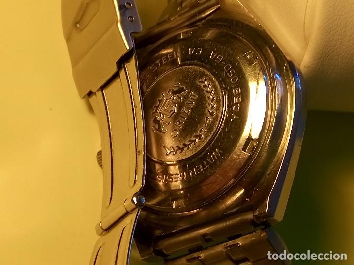 Relojes automáticos: ANTIGUO ORIENT DE LOS 70. 21 R. AUTOMATICO. 39 MM. FUNC. ((( CRISTAL Y PULSERA NUEVOS))). DESCRIP. - Foto 9 - 85986596